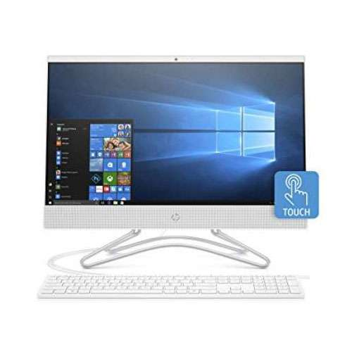 HP 22-inch All-in-One Computer, Intel Core i3-8130U, 4GB RAM, 1TB Hard Drive, Windows 10