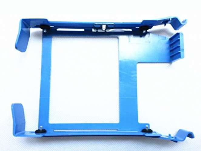 Pocaton 3.5 Inch HDD Hard Drive Caddy/Bracket Applies to Optiplex 390 790 990 3010 3020 7010 7020 9010 9020 MT SFF computer / Precision workstations Blue